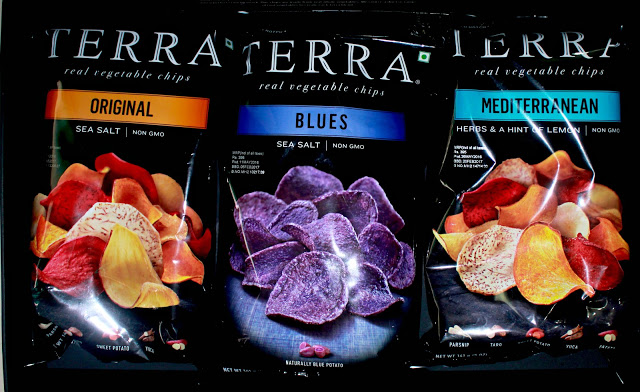 HEALTHY AND GOURMET SNACKING WITH TERRA EXOTIC VEGETABLE CHIPS