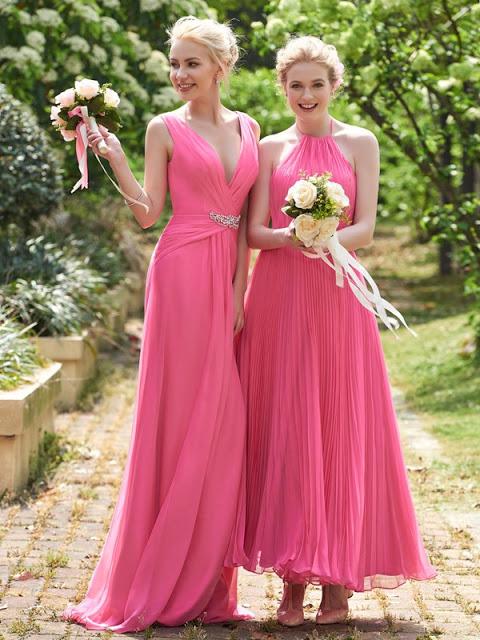 Best Bridesmaid Dress Tips For Curvy Girls: Ericdress