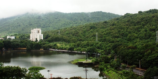 UPVAN LAKE THANE (Serein) Malabar Hills Of Thane