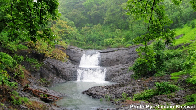 yeoor-hills-waterfall-Serein Malabar Hills Of Thane
