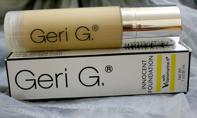 Geri G Innocent Foundation In Medium Shade Review