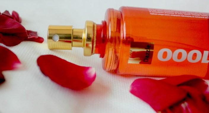 Envy1000 Crystal Dazzle Perfume Body Spray Review