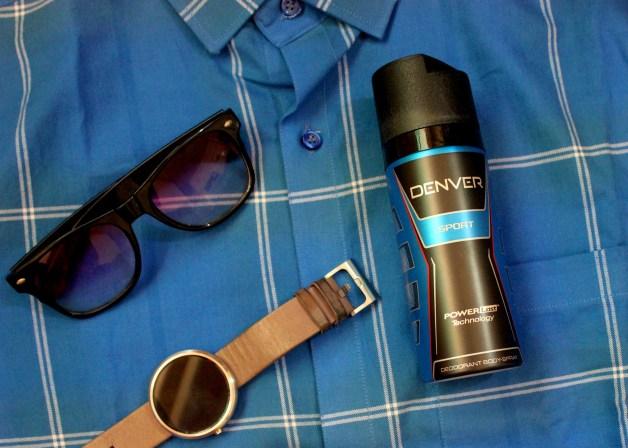 Denver Sport Deodorant Body Spray For Men Review