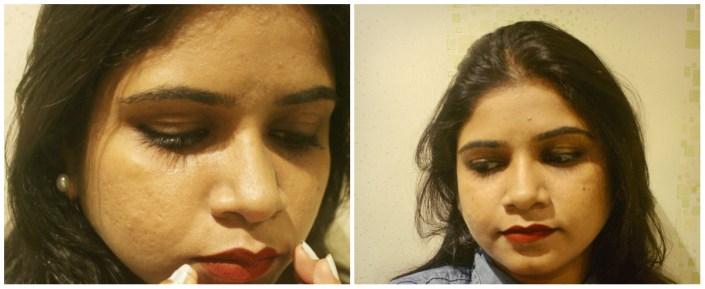 Sugar Cosmetics Smudge Me Not Liquid Lipstick 01 Brazen Raisin