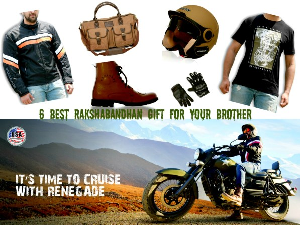 6 Best Rakshabandhan Gift For Your Brother