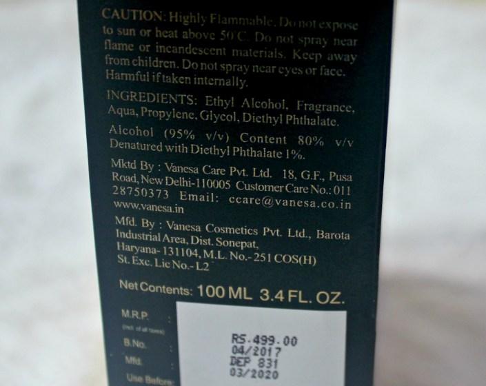 Denver Hamilton Perfume Esteem