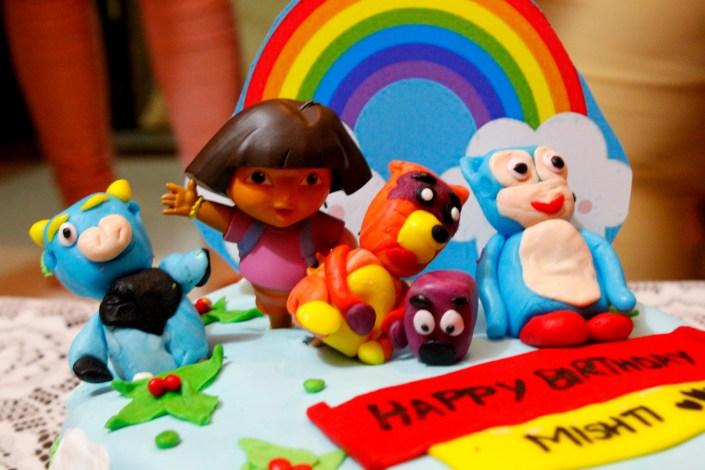 Dora The Explorer Theme Birthday Party