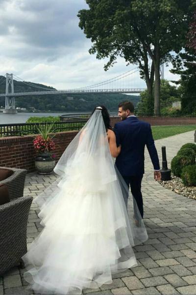 7 Types Of Wedding Veils For Bride