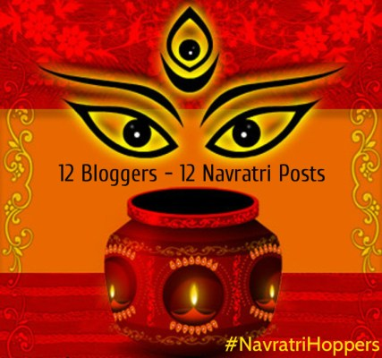 Navratri Day blog train