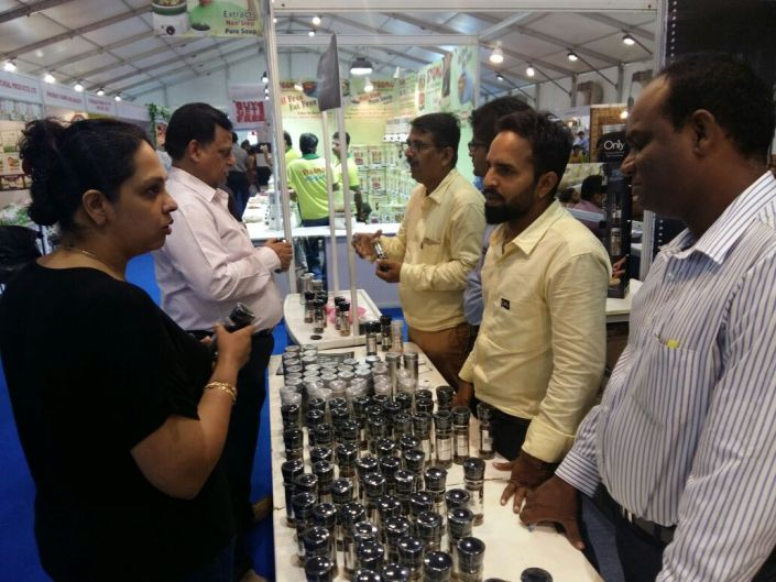 On1y (Premium Spices And Herb) Stall At Times Utsav Event
