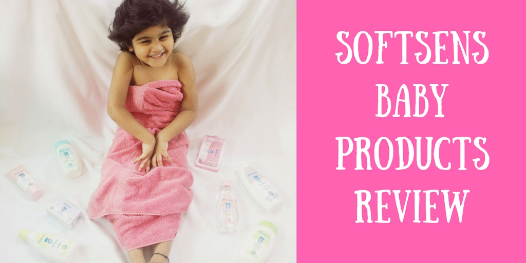 Softsens Baby Products Review