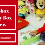 November 2017 Flintobox Activity Box Review For 3-4 Years | Jungle Adventurer