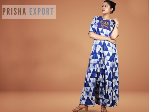 Make a Excitement of the Luxurious Wholesale Kurtis