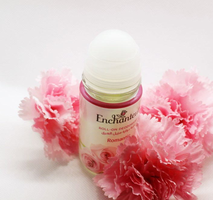 Enchanteur Roll-On Deodorant Romantic Review