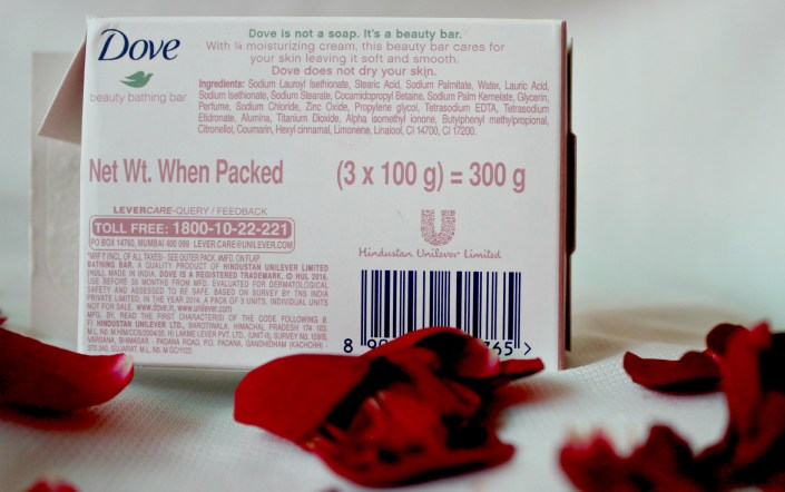 Dove Pink Rosa Beauty Bathing Bar Review