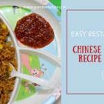 Easy Restaurant Style Chinese Fried Rice Recipe For Kids