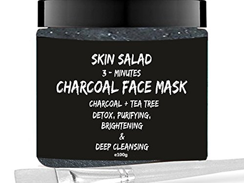 Top 11 Best Charcoal Face Masks available in India
