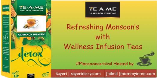 Wellness Infusion Teas