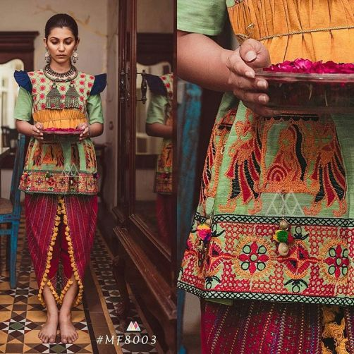 How To Wear 9 Colours Of Navratri 2018 In The Most Trendy Way