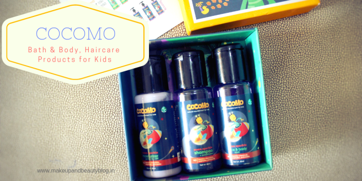 Review: Cocomo - Bath & Body, Haircare Products for Kids