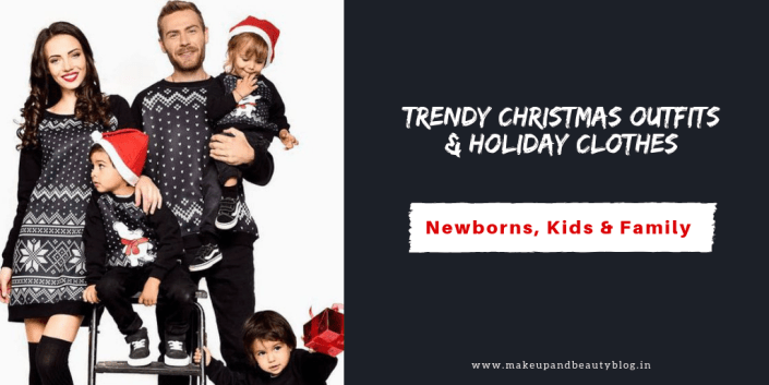 Trendy Christmas Outfits & Holiday Clothes: Newborns, Kids & Family   Popreal