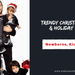 Trendy Christmas Outfits & Holiday Clothes: Newborns, Kids & Family | Popreal
