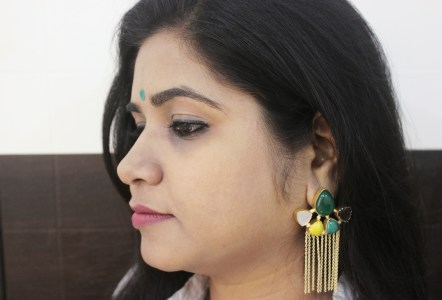 Get The Look Sonam Kapoor Style Earrings Preciousyou