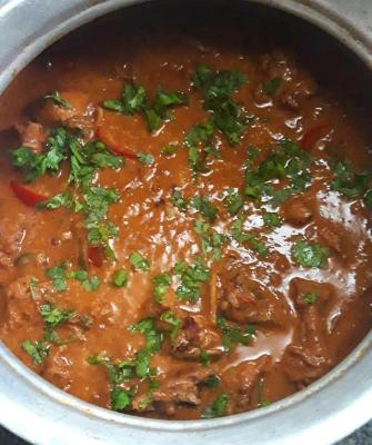 Chicken Kadhai Recipe