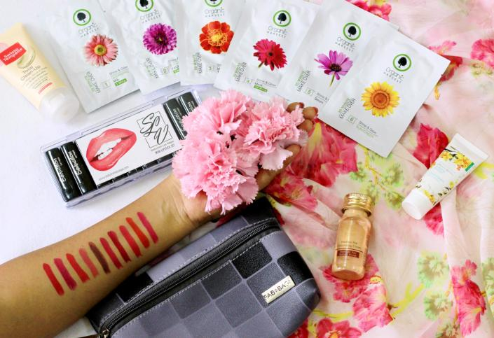 Fab Bag July 2019   The Hues Of Nostalgia   Unboxing & Review