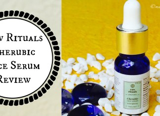 Raw Rituals Cherubic Face Serum - Review