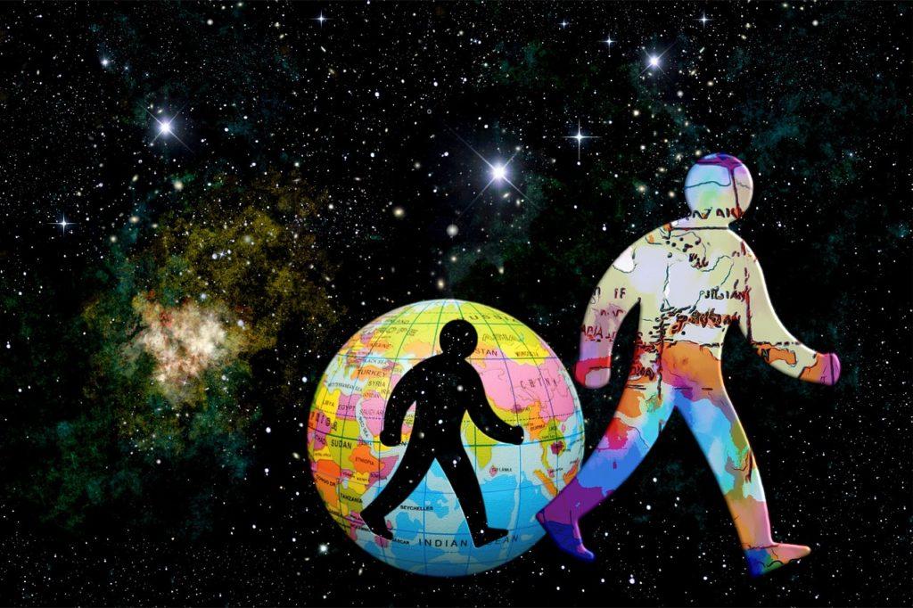 Human Cells- Human Origin - Planet Earth