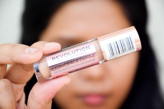 Makeup Revolution concealer