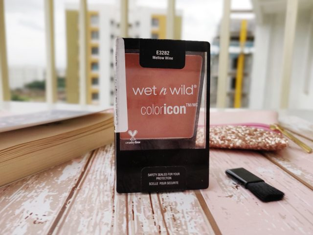 Wet N Wild coloricon blush