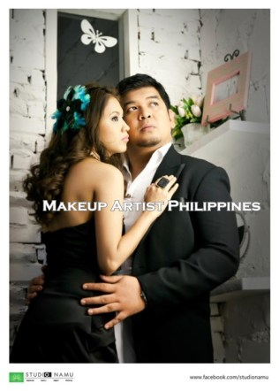 Makeup Artist Philippines for Prenup