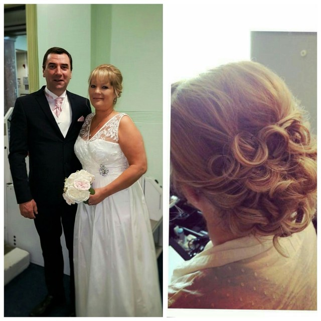 wedding makeup and hair wirral - huze makeovers