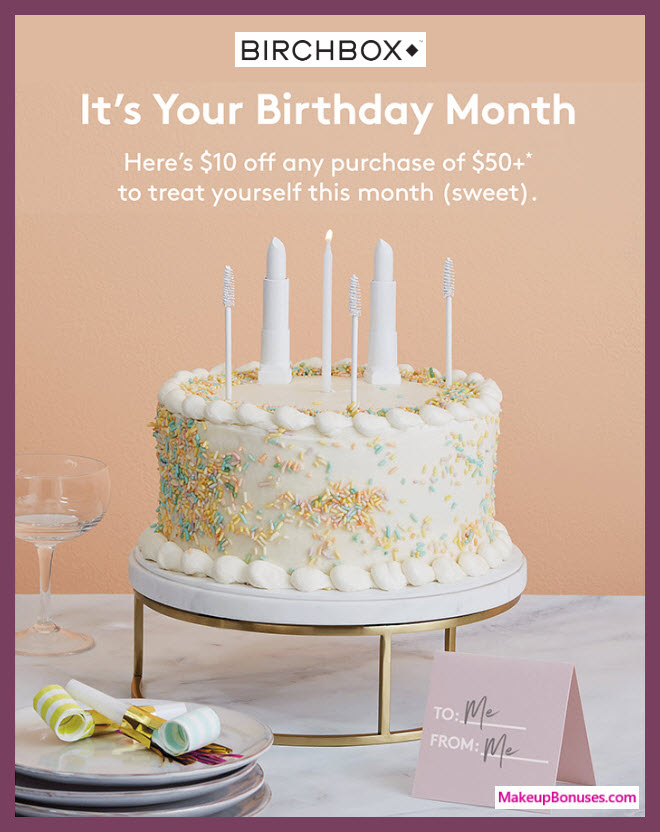 131 S W Free Beauty Birthday Gifts Makeup Bonuses