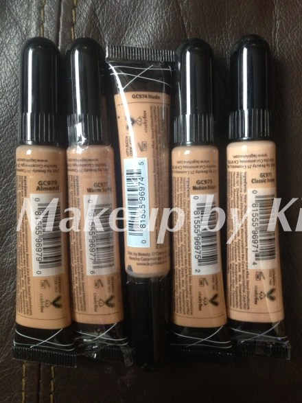 LA Girl Pro Concealer Light Shades