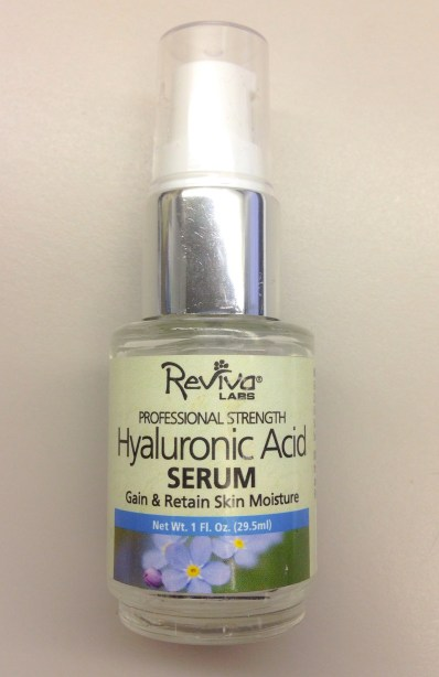 Reviva Labs Hyaluronic Acid Serum  front