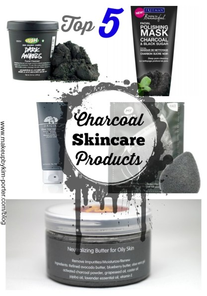 Top 5 Charcoal Skincare Products