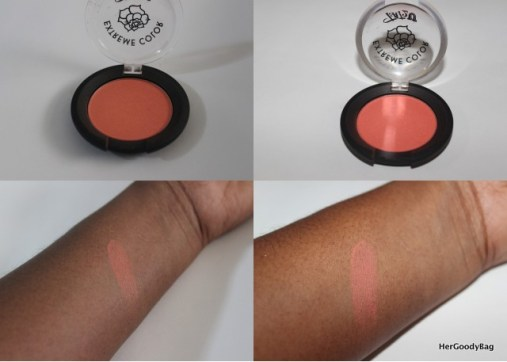 Tat2U Blush in Tiger