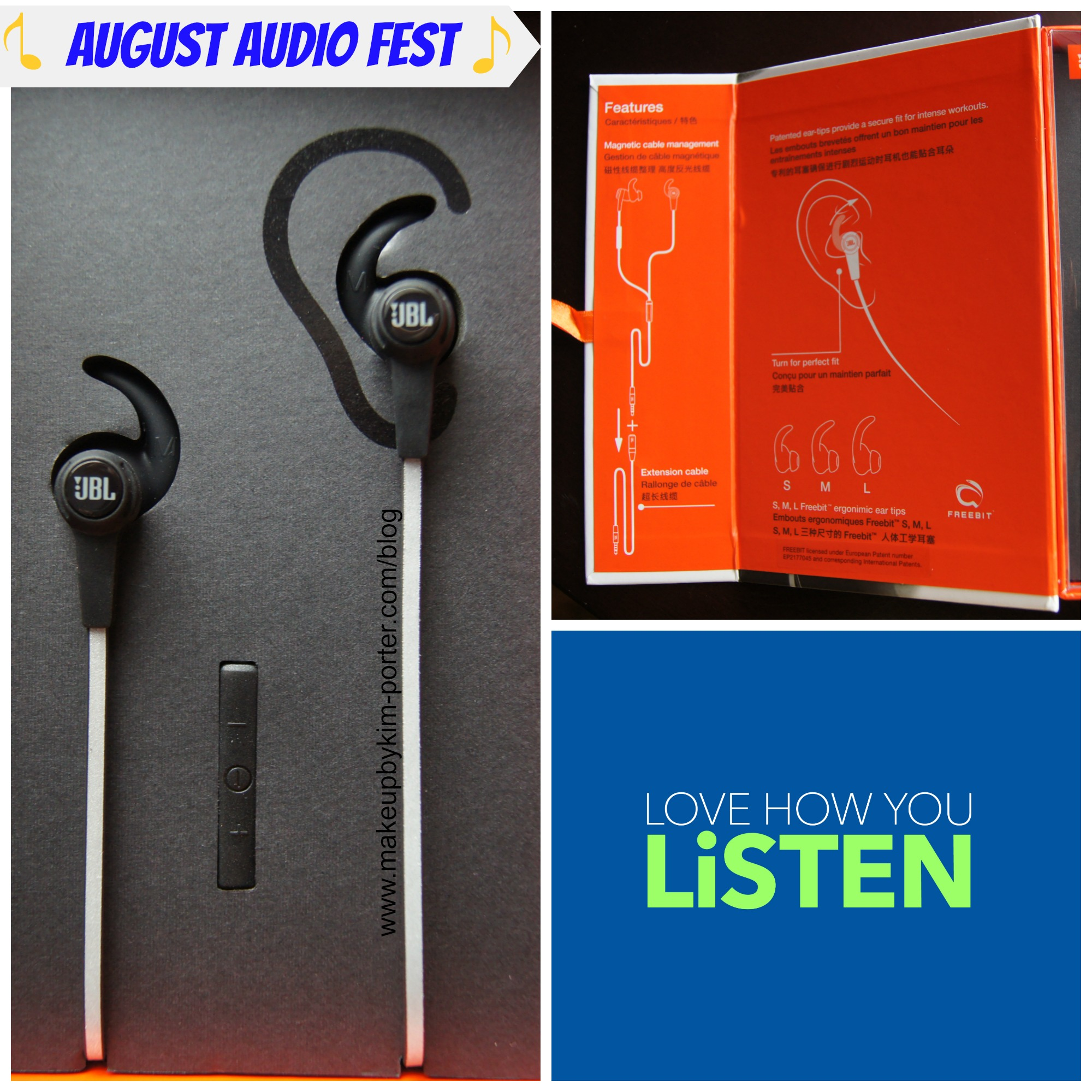 49b1f23adc9 August Audio Fest at Best Buy JBL Reflect Sport Headphones