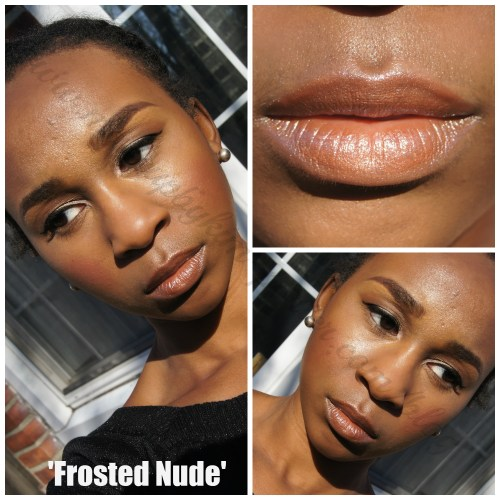 MUA Makeup Academy Frosted Nude