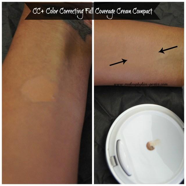 CC Color Correcting Full Coverage Cream Compact