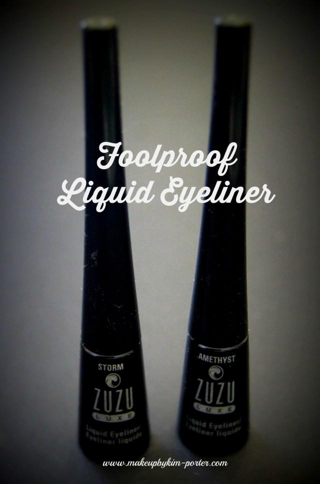 Zuzu Luxe Liquid Eyeliner