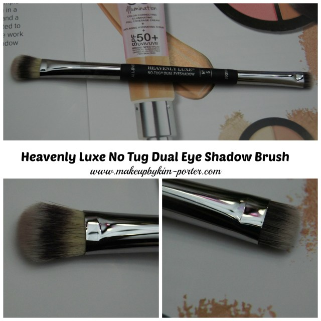 IT Cosmetics Heavenly Luxe No Tug Dual Eye Shadow Brush