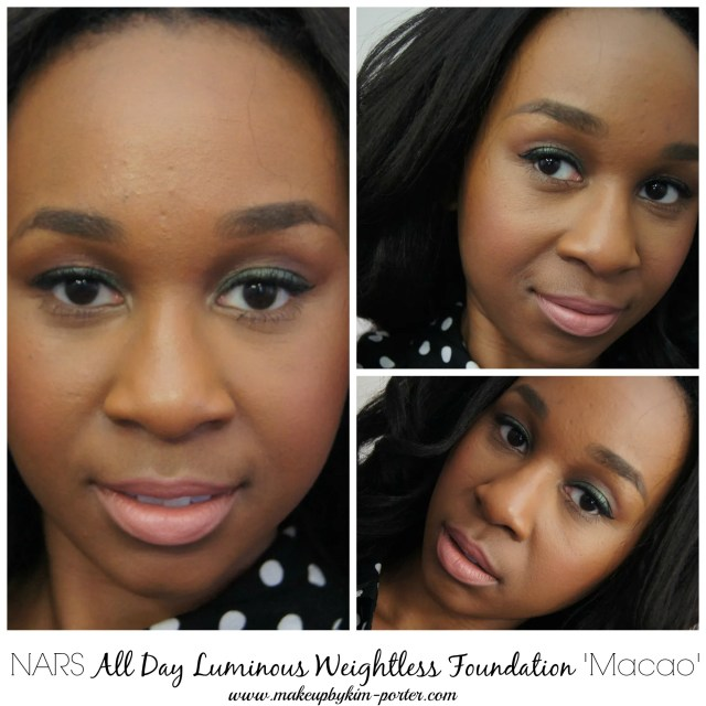 NARS All Day Luminous Weightless Foundation Macao