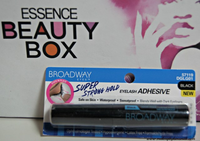 Broadway Strip Lash Adhesive with Aloe
