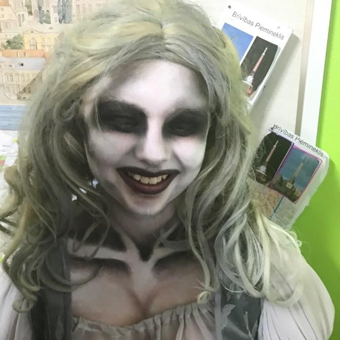 Sydney makeup artist, SFX makeup, Sydney body painter, Halloween makeup, Sydney halloween makeup, Sydney facepainter