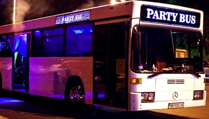 party bus фото