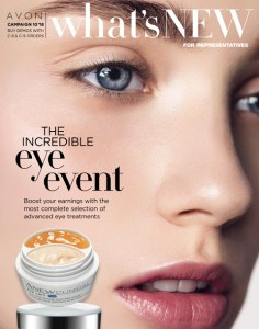 Avon What's New Campaign 10 2018